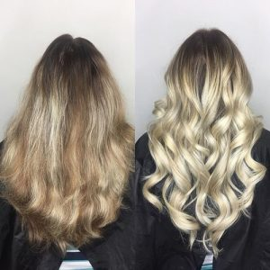 New Blonde highlights