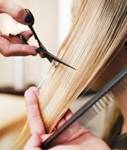 hair cut service